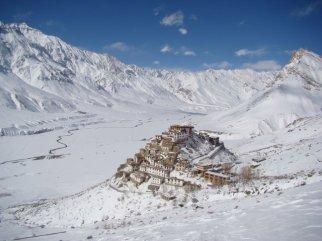 Kulbhushan_Kee monastry Spiti Valley