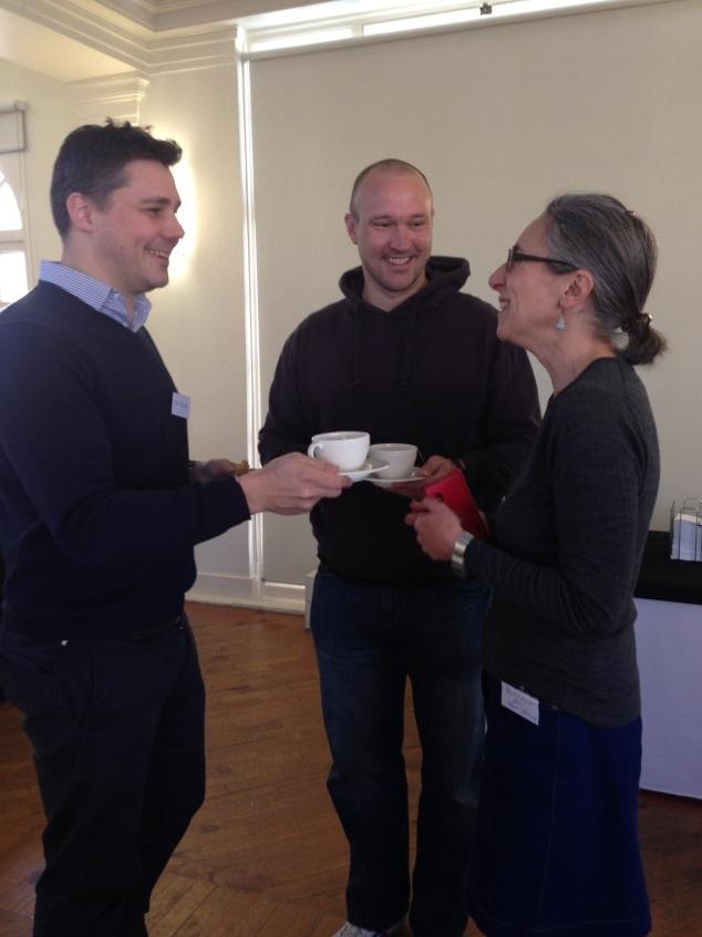 Happy facilitators