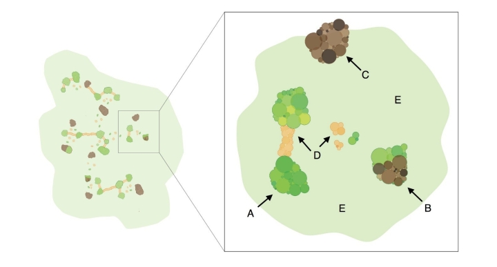 Isaac et al - ecological networks in England