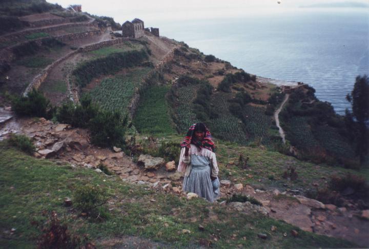 Bolivia Martin