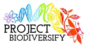 Project biodiversify logo